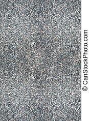 Gray Carpet - a background of a gray berber carpet