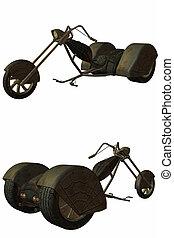 Trike - 3D Render