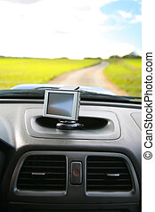 Satellite Navigation System - GPS - Incar Satellite...