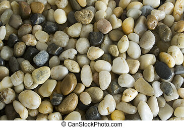 Pebble background - Small pebble background