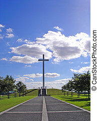 Papal Cross in the Phoenix Park, Dublin