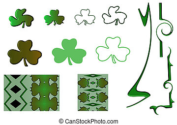 Design collection: St Patricks day