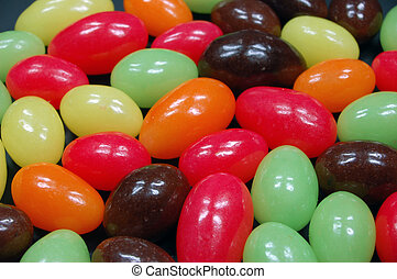 Jellybeans - colored Jelly Beans