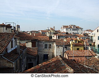 venice roof - some of the most beautiful parts of the...