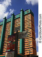 Housing in Singapore - A HDB flat in Chinatown Singapore, in...