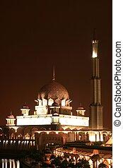 Putrajaya Mosque - Putrajaya mosque