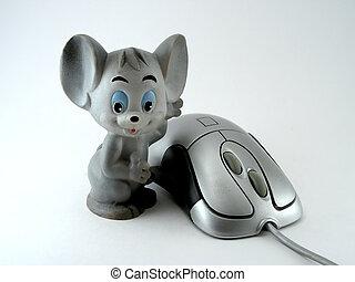 dos, ratones