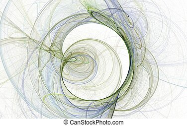 abstract background - swirly abstract