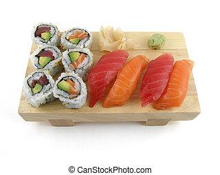 Sushi - An order of nigiri sushi