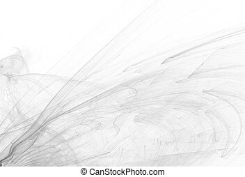 Business Graphic - Smoke Trails 1 - Ultra High Resolution...