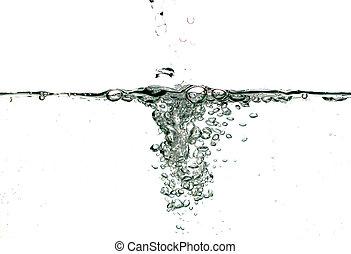 水, 下降,  #5