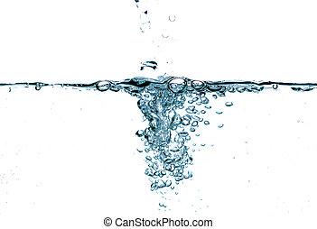 水,  #12, 下降