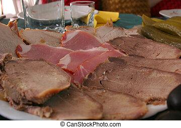 Meats Platter