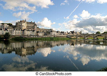 Amboise Loir France - The castle where Leonardo Dvinci lived...