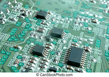 Chips - Printed circuit board
