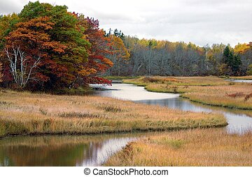 Lower South River, Antigonish County, Nova Scotia