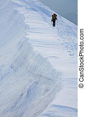 Trekker - Trekking in Piatra Craiului Mountains, Romania