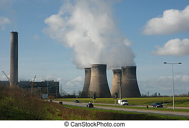 Fiddlers Ferry 2 - Fiddlers Ferry Power Station is the name...