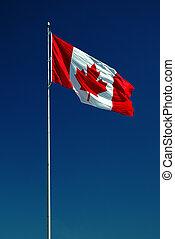 O Canada - The Canadian flag