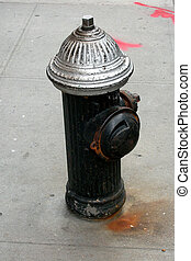 Fire hydrant, nyc