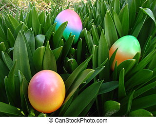 Eastereggs - Easter is coming. Don´t forget this.