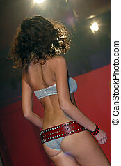 Fashion - Lingerie fashion show