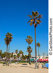Venice Beach California USA - Beautiful Venice Beach, in...