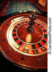 revolve roulette - A revolve roulette in a new casino