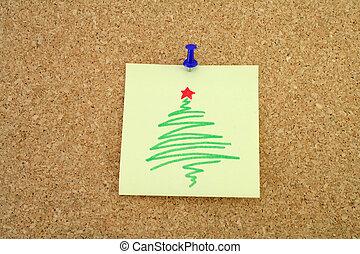 Note to Santa