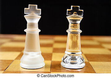 Chess Game - King V King - The Chess Game - King V King