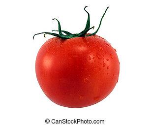 トマト, 赤
