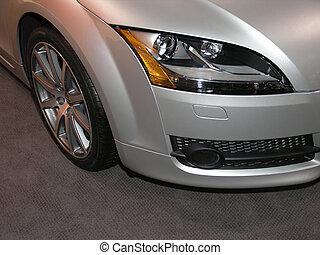 Luxury Sports Car Fender 3 - Concept Luxury Car Wheel &...