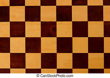 Chess board - Backgrounds of empty chess board