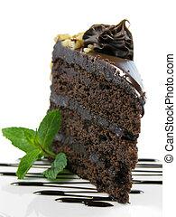 chocolate, bolo