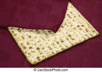 Matzo  - Photo of Matzo - Jewish / Passover Related