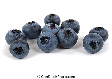 Blueberries - organic blueberries