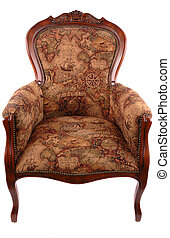 Armchair - An armchair