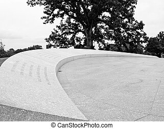 Kennedy Memorial - Arlington National Cemetery