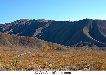 Death Valley in California, USA sprawls across 3.4 million...