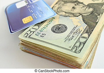 Easy Credit - Cash advance using a credit card to withdraw...