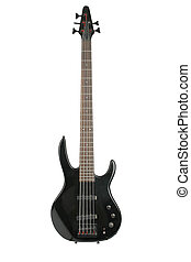 Electric bass guitar (Hohner B Bass V) - 5-String electric...