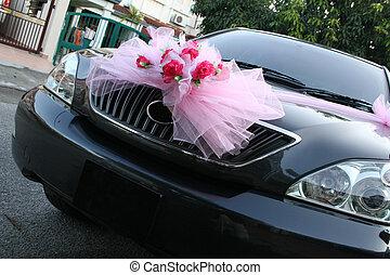 Wedding Car - Black Wedding Car