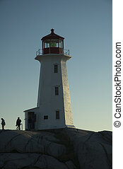 Lighthouse, Peggys Cove