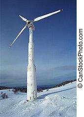 Natural energy - Producing natural energy in Semenic...