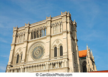 Cathedral Basilica of the Assumption in Newport KY,USA