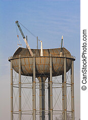 Water Tank Construction 5