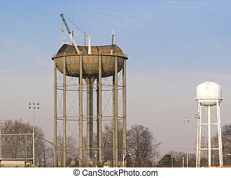 Water Tank Construction 6