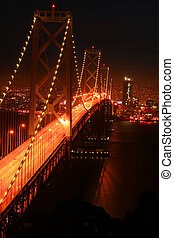 Bay Bridge,San Francisco