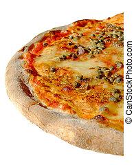 Italian pizza - Original italian pizza, with mozzarella,...
