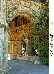 Historic 1800s Church Architecture